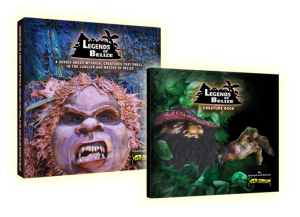 Legends of Belize Books