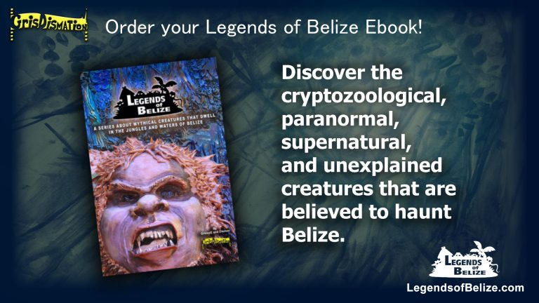 Legends of Belize books are available as print books and ebooks